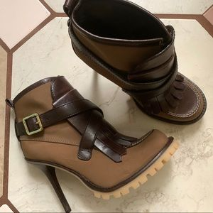 Tory Burch• lyle lugsole ankle boots